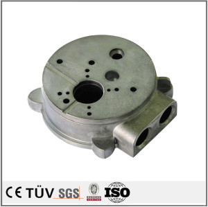 Steel wax investment casting parts