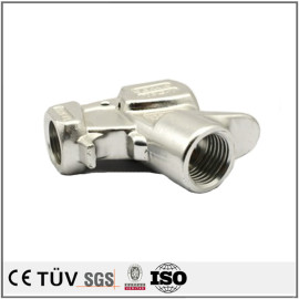 Low pressure die casting aluminum parts