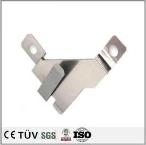 Sheet metal stamping machining components accessories
