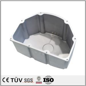 加工機械、電子部品の鋳造