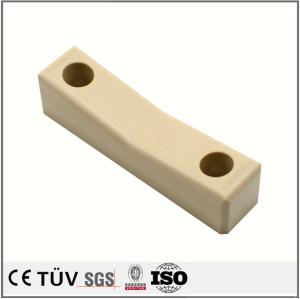 High quality customized CNC machined PEEK parts