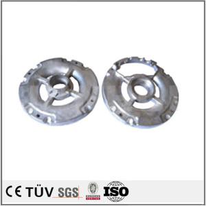 Precision casting aluminum parts