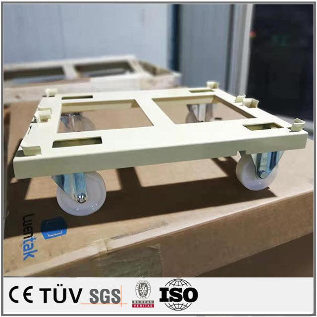 从各种精密板金加工、焊接、组装、涂装提供一站式服务