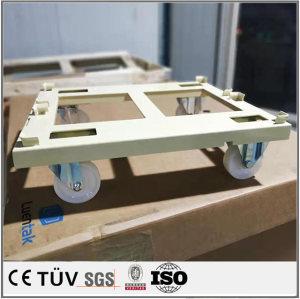 从各种精密板金加工、焊接、组装、涂装、处理等提供一站式服务
