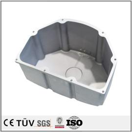 OEM aluminum die casting process custom fabrication machine parts