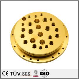 チタンメッキ 表面処理 精密機械部品