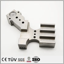 High precision CNC machining service processing steel parts