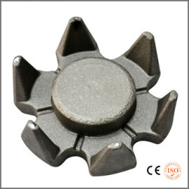 Lost wax casting iron and stainless steel parts