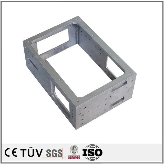 電子部品、組付機器の小型溶接品