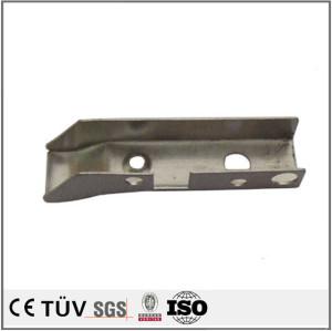 Stainless steel sheet metal stamping bending forming fabrication process working parts