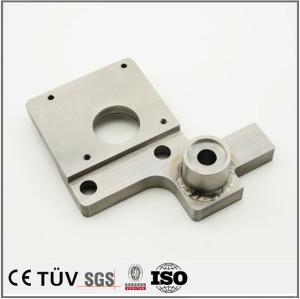 MIG/TIG welding OEM aluminum welding fabrication parts
