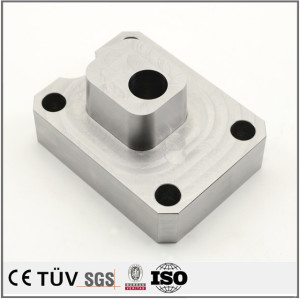 High quality customized carbon steel drilling processing technology working parts