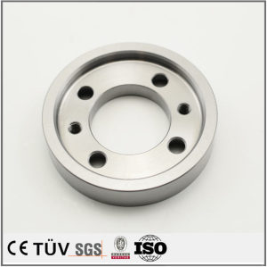 High quality custom carbon steel drilling processing machining parts
