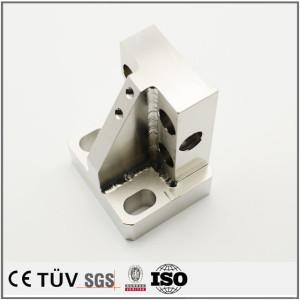 鋼製設計製作、ステンレス部材、優れて材質で精密溶接