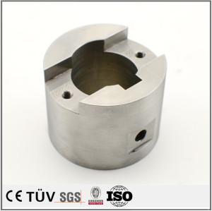 S45C材質、焼入焼戻、ボール盤、机械部件製品