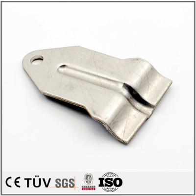 ステンレス、工業用金属、板金部品、制作加工
