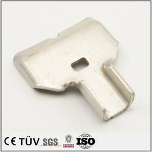 金属製品の板金制作、普通鋼製板金部品