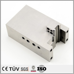 OEM carbon steel milling fabrication CNC machining parts