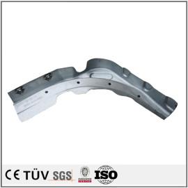 Customized steel casting process pump parts