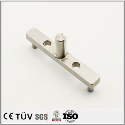 Welding machining motorcycle spare parts