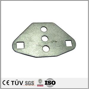 ODM aluminum sheet metal laser cutting assembling fabrication customized parts