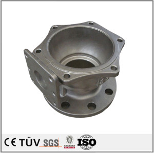 Precision metal casting machinery parts
