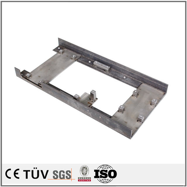 Custom precision welding fabrication hand welding parts