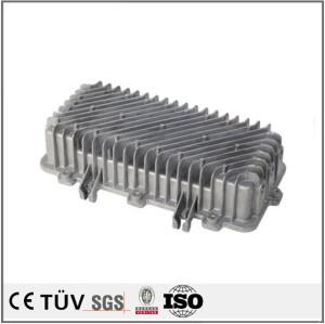 Low pressure die casting technology process parts