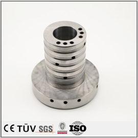一般鉄素材、SUS304、高耐食、耐磨耗性機加工品