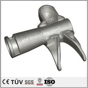 亜鉛めっき、クロムメッキ、一般鉄素材の鋳造
