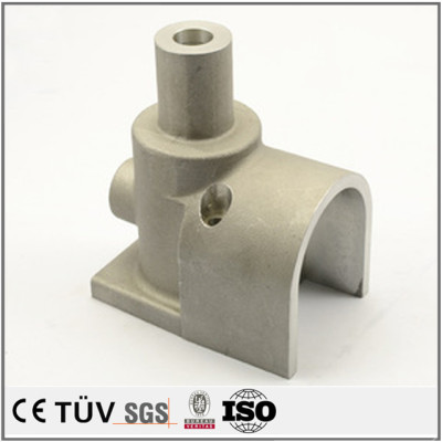 鉄、SUS、鋼、アルミ素材等加工鋳造