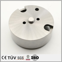 High quality stainless steel turning service CNC processing gilding press parts