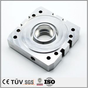 Precision customized aluminum slow wire processing parts