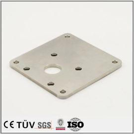 Custom carbon steel milling service fabrication CNC machining car parts