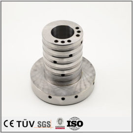 Stainless steel machining center working technology processing parts