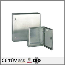 Custom sheet metal fabrication service forming machining metal case parts