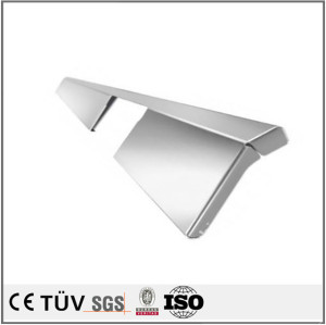 High quality steel fabrication laser cutting service stainless steel sheet metal punching parts