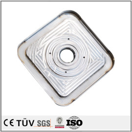 OEM stainless steel thick sheet fabrication welding machining parts