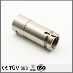 精密微細加工品、ステンレス、アルミ素材等、机械部件生産加工