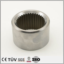 High precision customized stainless steel turning technology process CNC machining parts
