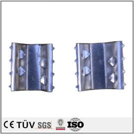 Sheet metal punching machining rotary vane vacuum pump machine parts