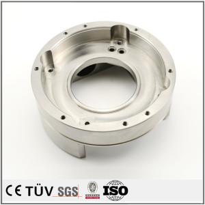 5軸切削加工、超精密加工や研削加工、ステンレス、アルミ、鉄