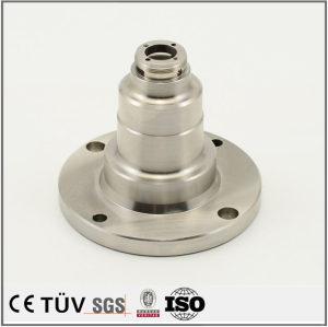 A7075材質、アルミ加工、削り、精密切削加工、マシニング加工