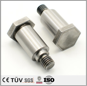 High quality carbon steel grinding fabrication CNC machining machinery accessories