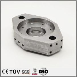 High precision carbon steel wire EDM CNC machining coating machine parts