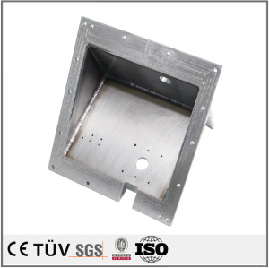 China custom arc welding stainless steel parts