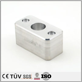 Hot selling customized aluminum fast wire working service craftsmanship machining parts