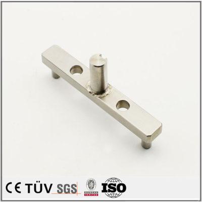 A5052、レーザー溶接、TIG溶接、高精密小型溶接部品