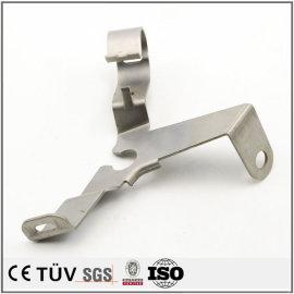 SUS304、パイプ曲げ加工、金属レーザー加工、精密板金加工