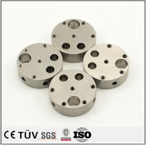 Famous custom carbon steel drilling fabrication parts